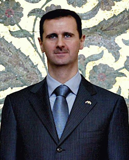 Syria.BasharAlAssad